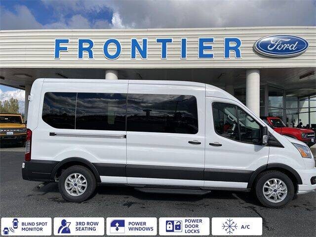 2021 Ford Transit Passenger for sale in Anacortes, WA