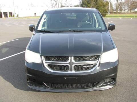 2011 Dodge Grand Caravan for sale at Iron Horse Auto Sales in Sewell NJ
