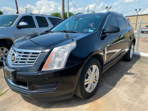 2013 Cadillac SRX for sale at Bobby Lafleur Auto Sales in Lake Charles LA