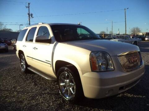 2014 GMC Yukon for sale at PICAYUNE AUTO SALES in Picayune MS