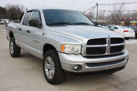 2005 Dodge Ram Pickup 1500 for sale at Sandusky Auto Sales in Sandusky MI