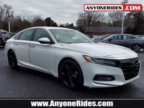 2018 Honda Accord for sale at ANYONERIDES.COM in Kingsville MD