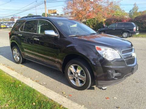 2015 Chevrolet Equinox for sale at Jan Auto Sales LLC in Parsippany NJ