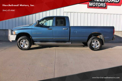 2005 Dodge Ram Pickup 2500 for sale at Harchelroad Motors, Inc. in Imperial NE