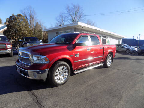 2014 RAM Ram Pickup 1500 for sale at Comet Auto Sales in Manchester NH