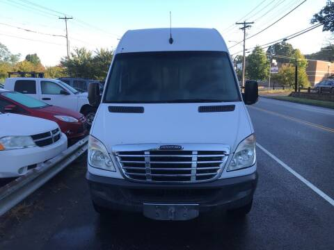 2008 Freightliner Sprinter Cargo for sale at Vuolo Auto Sales in North Haven CT