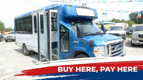 2011 Ford E-Series Chassis for sale at J & F AUTO SALES in Houston TX