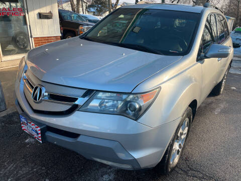 2008 Acura MDX for sale at New Wheels in Glendale Heights IL
