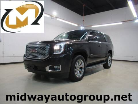 2017 GMC Yukon for sale at Midway Auto Group in Addison TX