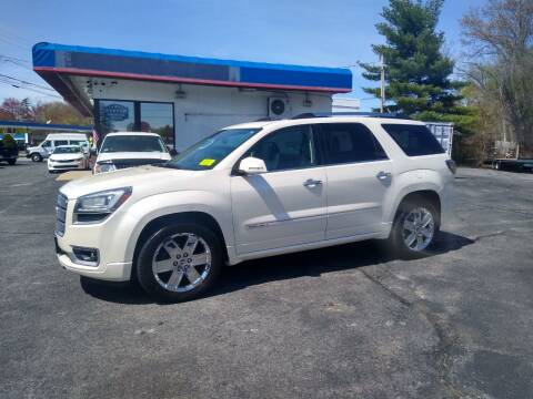 2014 GMC Acadia for sale at 125 Auto Finance in Haverhill MA