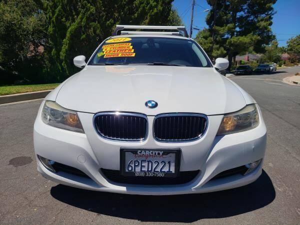 2011 BMW 3 Series for sale at CAR CITY SALES in La Crescenta CA