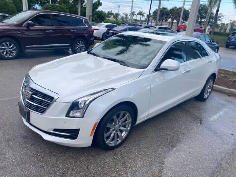 2018 Cadillac ATS for sale at Infiniti Stuart in Stuart FL