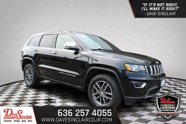 2018 Jeep Grand Cherokee for sale at Dave Sinclair Chrysler Dodge Jeep Ram in Pacific MO