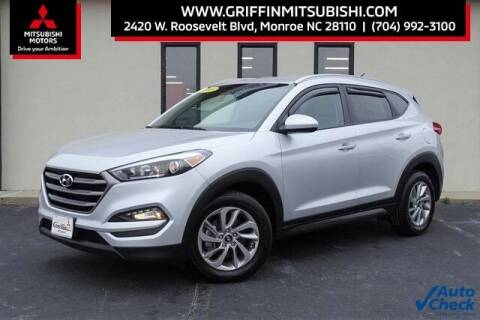 2016 Hyundai Tucson for sale at Griffin Mitsubishi in Monroe NC