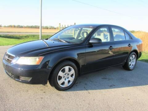 2007 Hyundai Sonata for sale at 42 Automotive in Delaware OH
