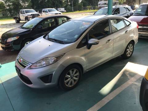 2013 Ford Fiesta for sale at Executive Automotive Service of Ocala in Ocala FL