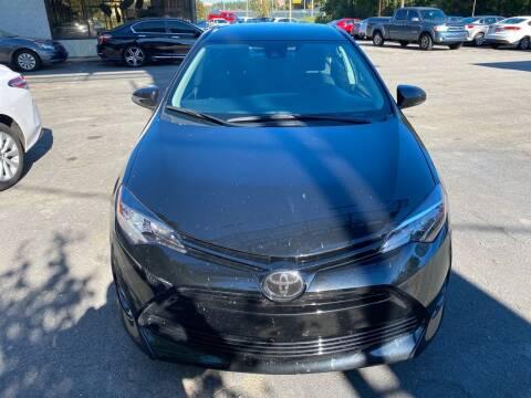 2018 Toyota Corolla for sale at J Franklin Auto Sales in Macon GA