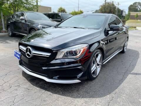 2014 Mercedes-Benz CLA for sale at Magic Motors Inc. in Snellville GA