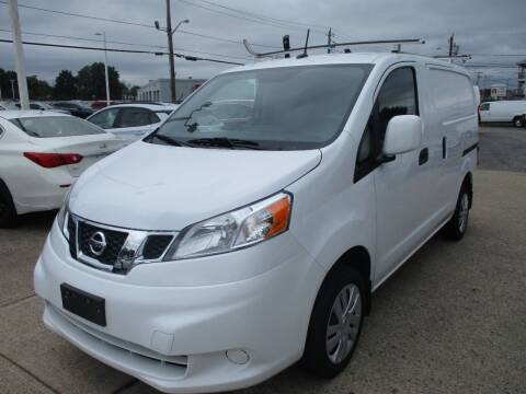 2020 Nissan NV200 for sale at AUTO FACTORY INC in East Providence RI