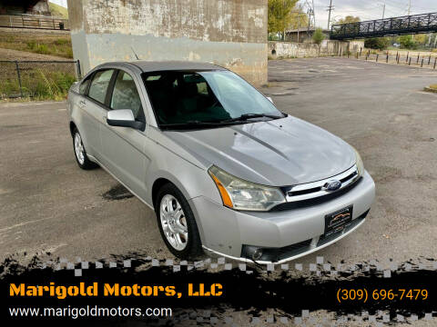 2009 Ford Focus for sale at Marigold Motors, LLC in Pekin IL