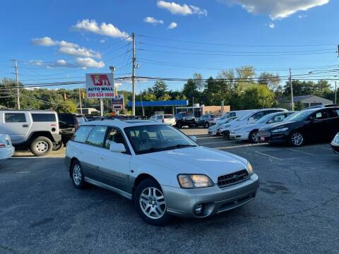 2003 Subaru Outback for sale at KB Auto Mall LLC in Akron OH