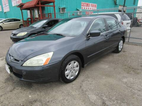 2004 Honda Accord for sale at Cars 4 Cash in Corpus Christi TX