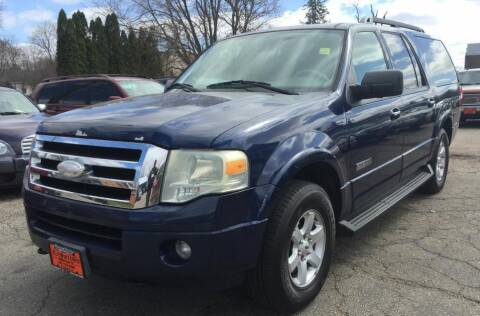 2008 Ford Expedition EL for sale at Knowlton Motors, Inc. in Freeport IL