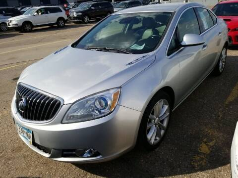 2015 Buick Verano for sale at Affordable 4 All Auto Sales in Elk River MN