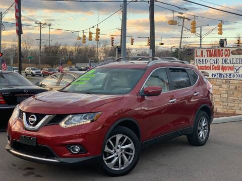2014 Nissan Rogue for sale at L.A. Trading Co. in Woodhaven MI