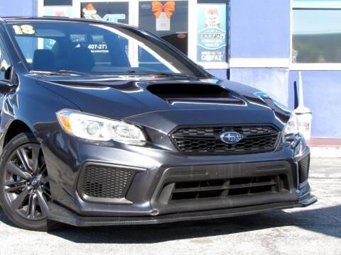2018 Subaru WRX for sale at Orlando Auto Connect in Orlando FL