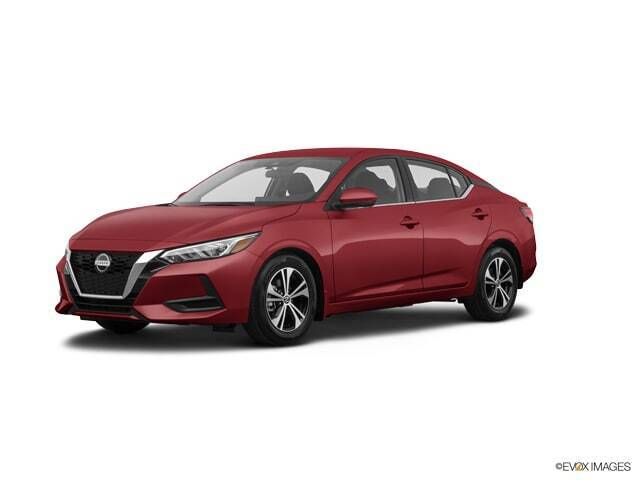 2021 Nissan Sentra for sale in Jamestown, NY