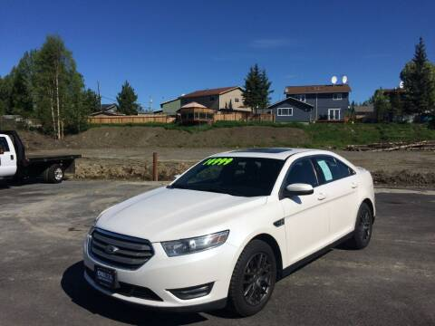 2013 Ford Taurus for sale at Delta Car Connection LLC in Anchorage AK