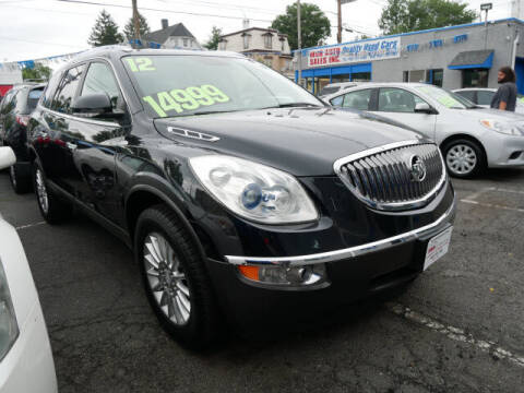 2012 Buick Enclave for sale at M & R Auto Sales INC. in North Plainfield NJ