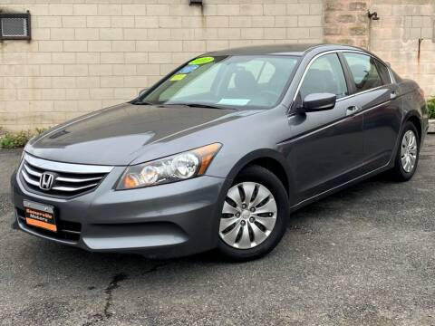 2012 Honda Accord for sale at Somerville Motors in Somerville MA