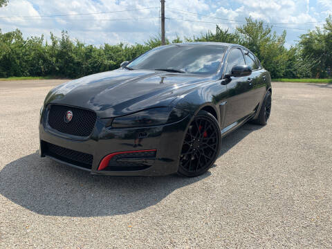 2013 Jaguar XF for sale at Craven Cars in Louisville KY