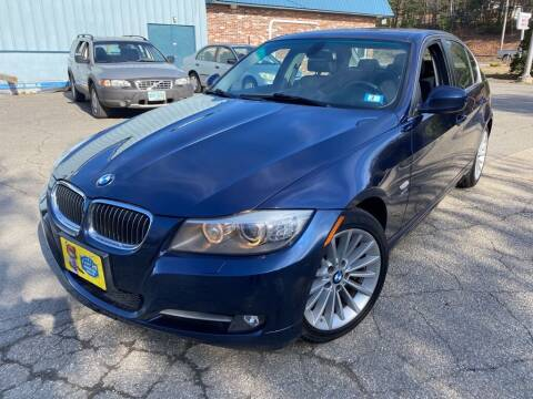 2011 BMW 3 Series for sale at Granite Auto Sales in Spofford NH