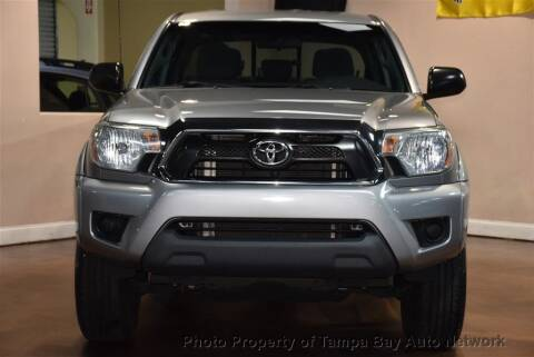 2015 Toyota Tacoma for sale at Tampa Bay AutoNetwork in Tampa FL