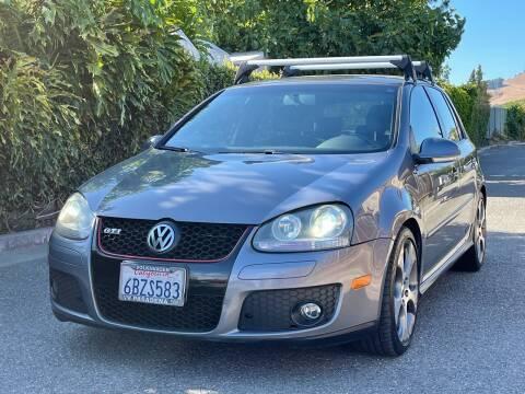 2008 Volkswagen GTI for sale at ZaZa Motors in San Leandro CA