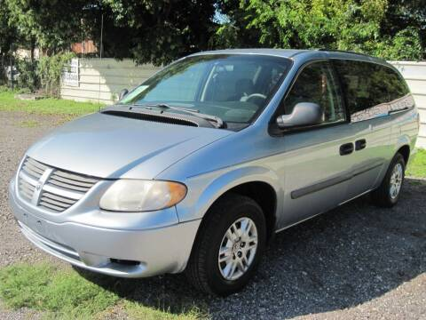 2006 Dodge Grand Caravan for sale at Jackson Motors Used Cars in San Antonio TX