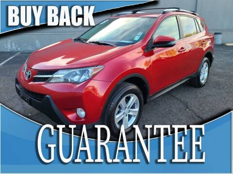 2013 Toyota RAV4 for sale at Reliable Auto Sales in Las Vegas NV