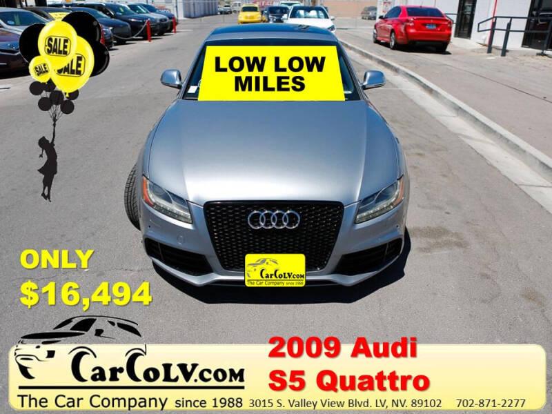 2009 Audi S5 for sale in Las Vegas, NV