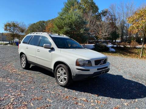 2011 Volvo XC90 for sale at Fournier Auto and Truck Sales in Rehoboth MA