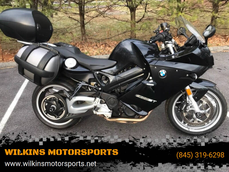 2012 BMW F800ST Standard for sale at WILKINS MOTORSPORTS in Brewster NY