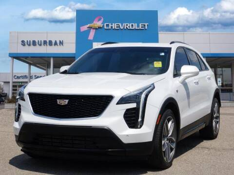 2019 Cadillac XT4 for sale at Suburban Chevrolet of Ann Arbor in Ann Arbor MI
