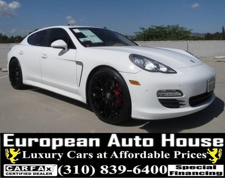 2013 Porsche Panamera for sale at European Auto House in Los Angeles CA