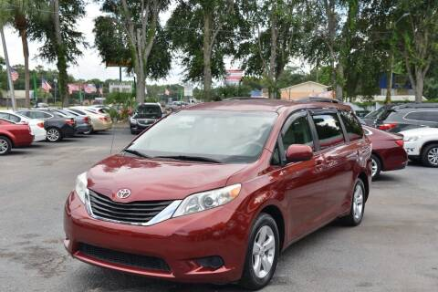 2012 Toyota Sienna for sale at Motor Car Concepts II - Kirkman Location in Orlando FL