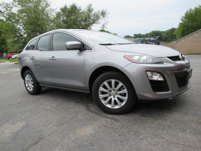 2012 Mazda CX-7 for sale at TAPP MOTORS INC in Owensboro KY