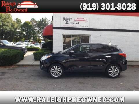 2013 Hyundai Tucson for sale at Raleigh Pre-Owned in Raleigh NC