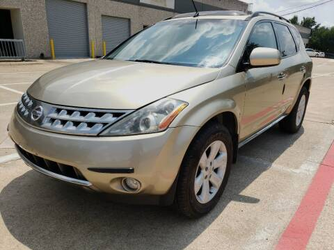 2006 Nissan Murano for sale at ZNM Motors in Irving TX