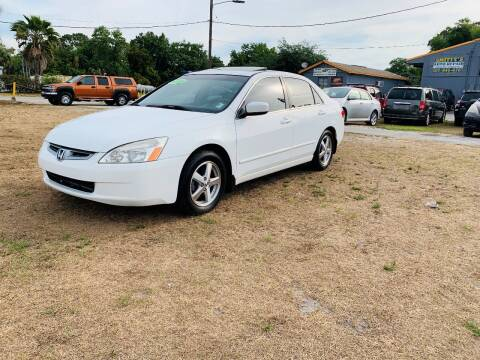 2005 Honda Accord for sale at Unique Motor Sport Sales in Kissimmee FL